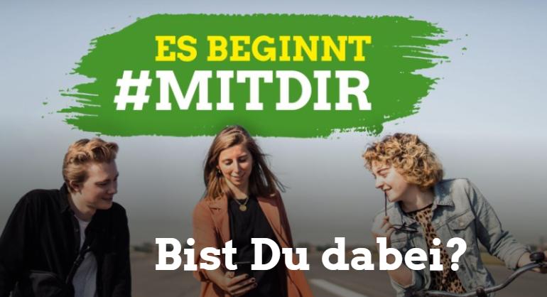 Es beginnt #mitdir